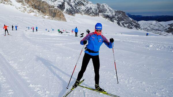 Лыжный спорт. Тренировочный сбор национальной сборной