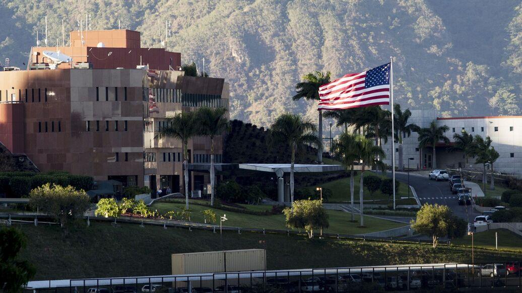 Все американские дипломаты покинули Венесуэлу