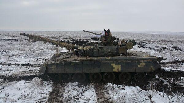 Танк ВСУ
