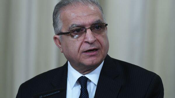 Министр иностранных дел Ирака Мухаммед Али аль-Хаким