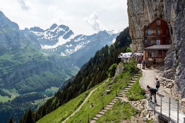 Berggasthaus Aescher-Wildkirchli