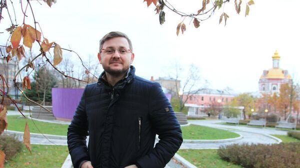 Бывший глава управы Басманного района Москвы Салман Дадаев