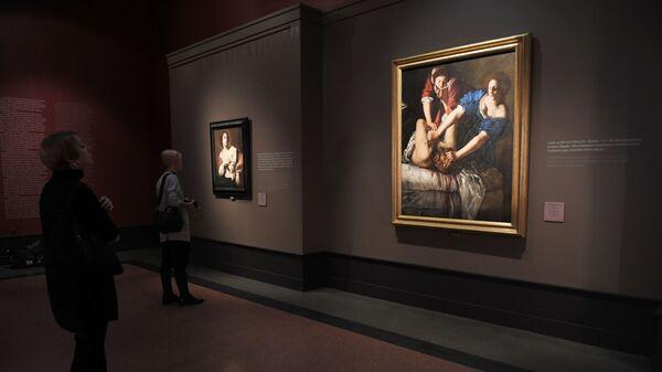 Выставка Гости из Неаполя. Артемизия Джентилески и современники