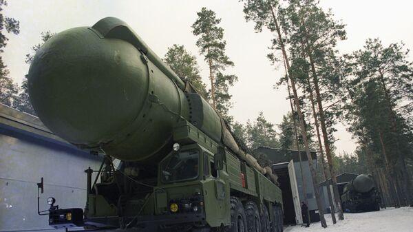 Самоходные ракетные установки, подлежащие уничтожению в соответствии с Договором о ликвидации ракет средней и меньшей дальности
