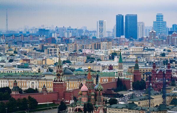 Московский Кремль, Покровский собор, Красная площадь