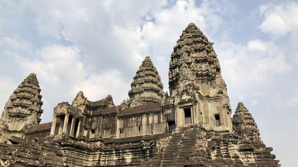Храм Анкор Ват, Камбоджа