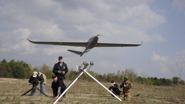 Украинский беспилотный летательный аппарат многоцелевого назначения