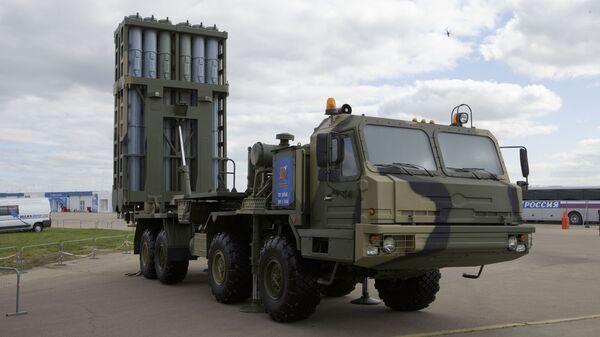 Пусковая установка С-350Е Витязь