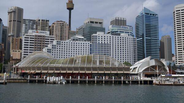 Австралийский зоопарк Wild Life Sydney