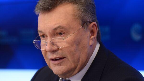 Дело Януковича о госизмене вернули в суд первой инстанции