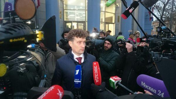 Адвокат Павла Мамаева