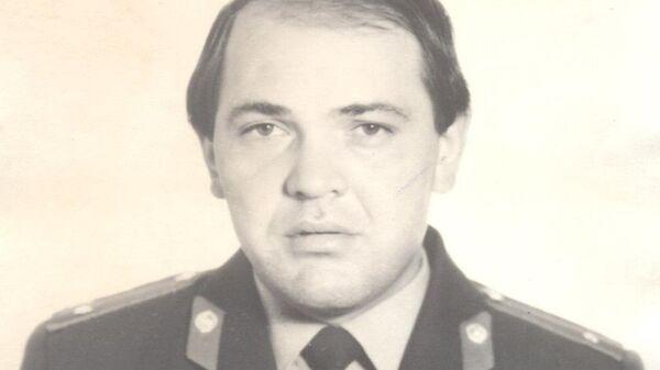 Подполковник МВД в отставке Сергей Кузьмин