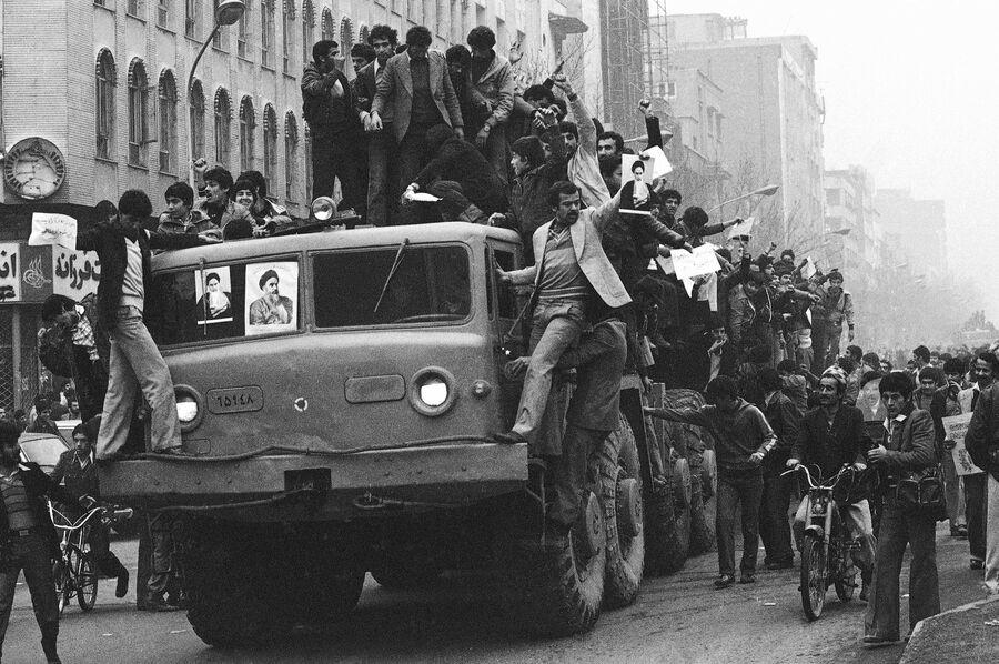ÐемонÑÑÑаÑии в ТегеÑане, ÐÑан. 17 ÑнваÑÑ 1979