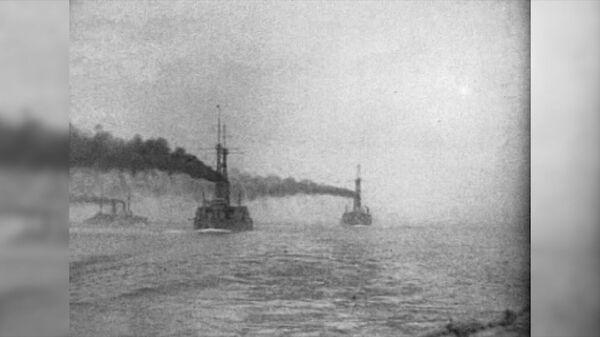 Оборона Порт-Артура и русско-японская война. Кадры из архива