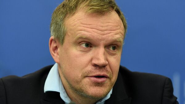 Президент Федерации сноуборда России, главный тренер сборной России по сноуборду Денис Тихомиров