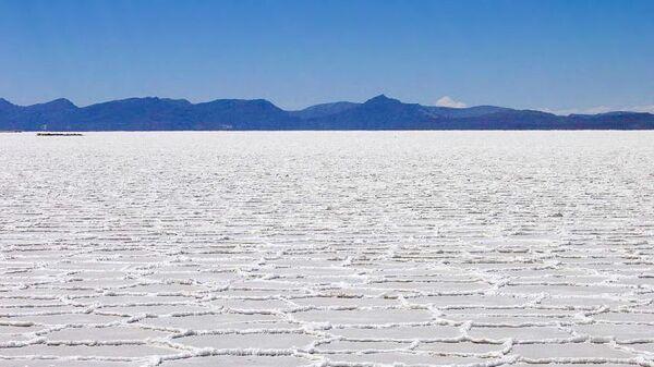 Солончак Уюни, Боливия