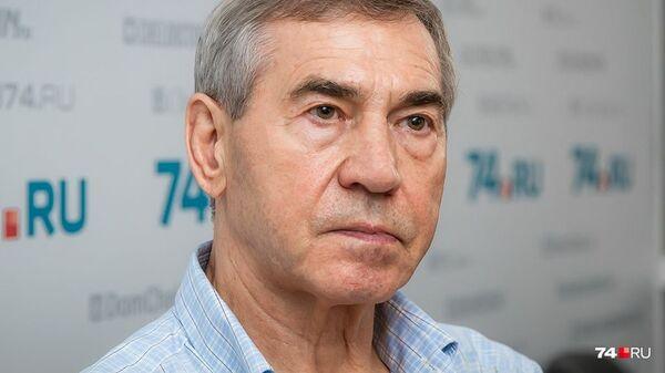 Первый губернатор Челябинской области Вадим Соловьев