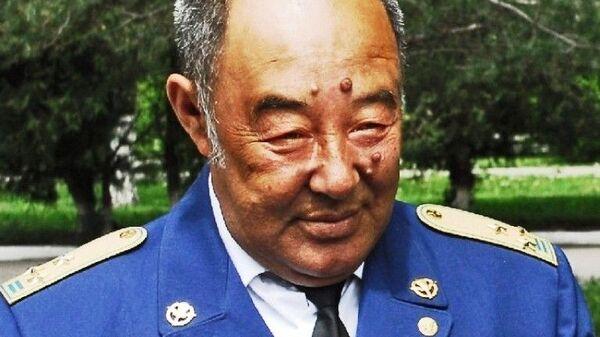 Ветеран войны в Афганистане Борис Керимбаев