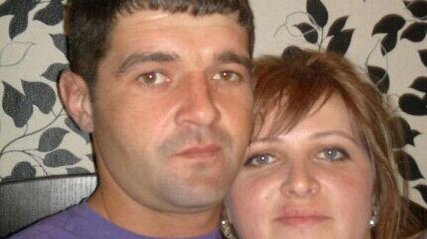 Андрей Шестаков вместе с супругой