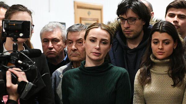 Супруга бывшего главы Серпуховского района Подмосковья Александра Шестуна Юлия