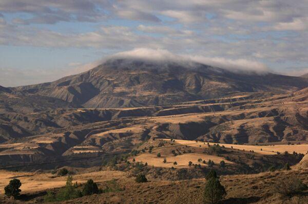 Горы Таурус (запад Турции)