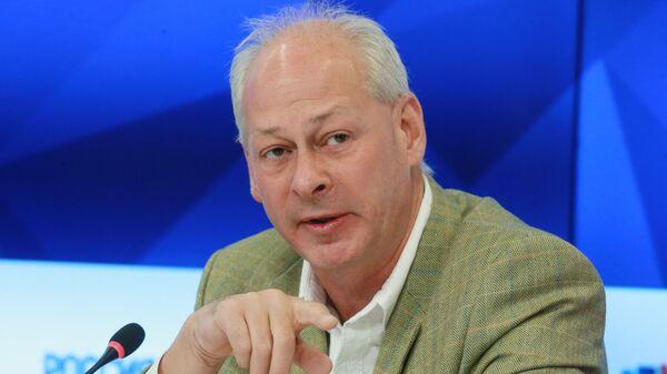 Заместитель министра цифрового развития, связи и массовых коммуникаций РФ Алексей Волин