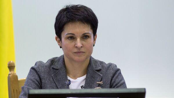 Председатель Центральной избирательной комиссии Украины Татьяна Слипачук