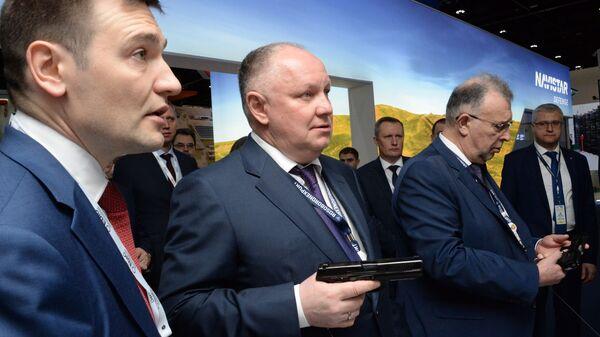 Генеральный директор АО Рособоронэкспорт Александр Михеев