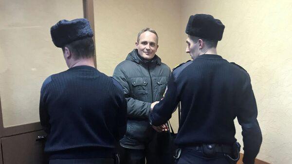 Деннис Кристенсен в суде