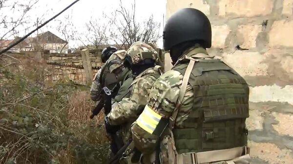 Контртеррористическая операция в Дербентском районе Дагестана
