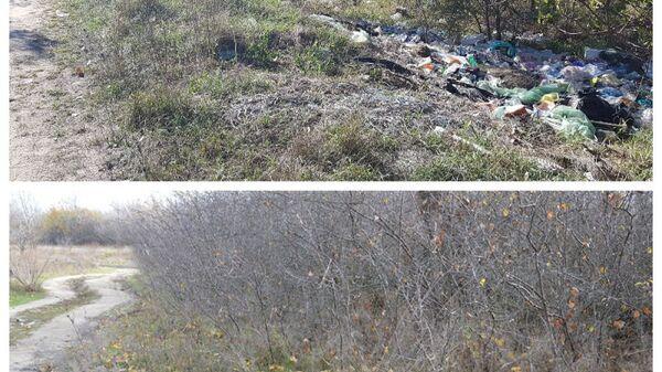 ОНФ в Ростовской области выявил факт уборки чиновниками свалок с помощью фоторедактора
