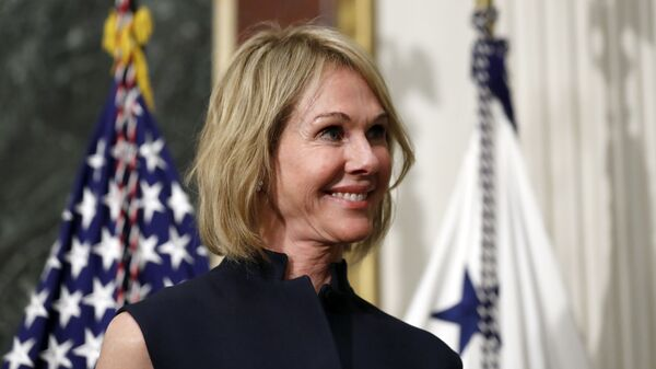 Посол США в Канаде Келли Крафт.