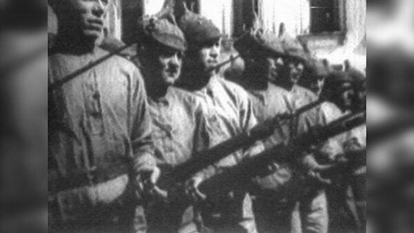 Как создавалась Красная Армия. Кадры из архива