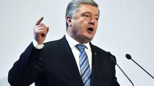 Порошенко заявил, что Украина должна продавать электроэнергию в ЕС