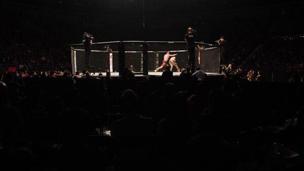 Полиция начала проверку по факту массовой драки на турнире MMA в Сочи