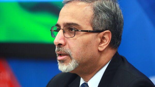 Чрезвычайный и Полномочный Посол Индии в РФ Бала Венкатеш Варма