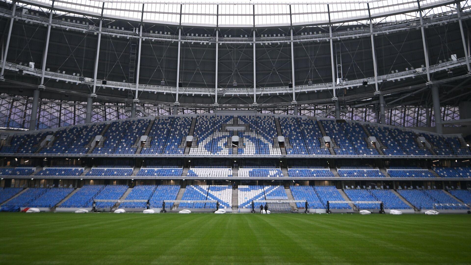 Футбольный стадион Динамо - РИА Новости, 1920, 24.06.2021