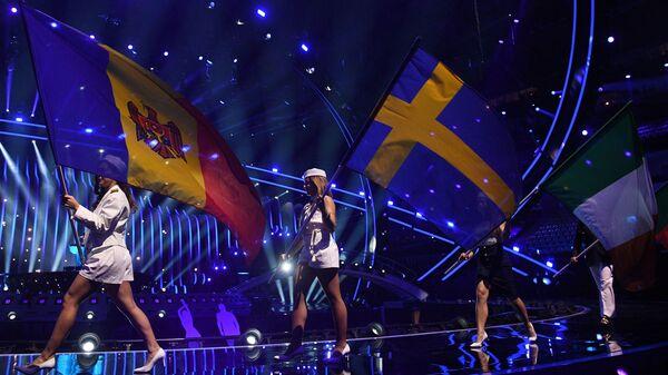 Подготовка к финалу конкурса Евровидение