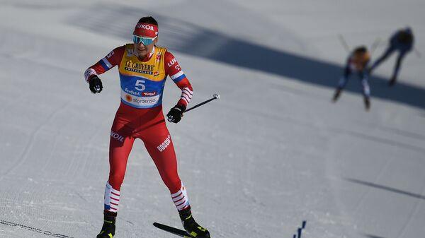 Анастасия Седова победила в скиатлоне на чемпионате России по лыжным гонкам