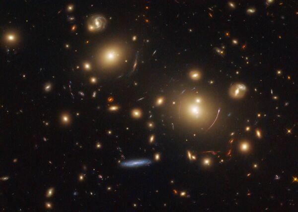 Галактическое скопление SDSS J0928+2031