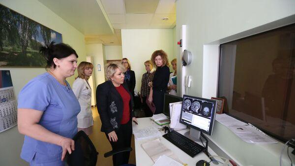 ФОМС рассказал  о задачах в рамках нацпроекта Здравоохранение к 2024 году