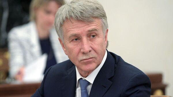 Председатель правления компании ПАО Новатэк, председатель совета директоров нефтехимического холдинга Сибур Леонид Михельсон. 27 февраля 2019