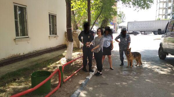 Обвиняемая в похищении малолетних детей во время следствия в Самарской области
