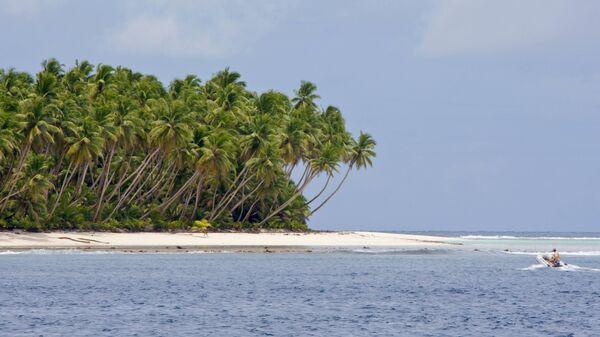 Атолл Перос-Баньос архипелага Чагос в Индийском океане