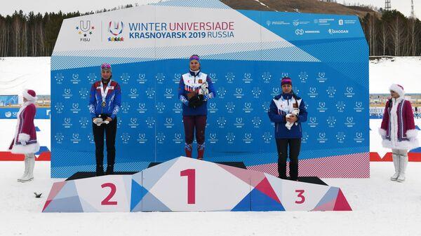 """""""По воробьям"""": россияне впервые остались без медалей Универсиады в биатлоне"""