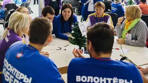 Всероссийский образовательный форум Волонтеров победы пройдет в Подмосковье
