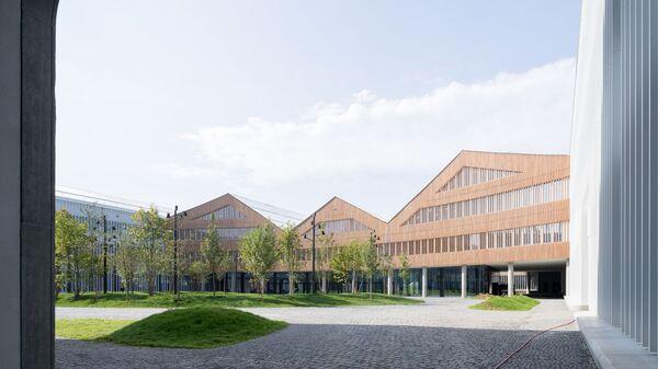 Сколковский институт науки и технологий / Herzog & de Meuron