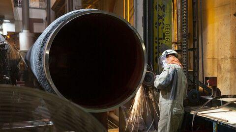 Сварка труб на борту судна Solitaire