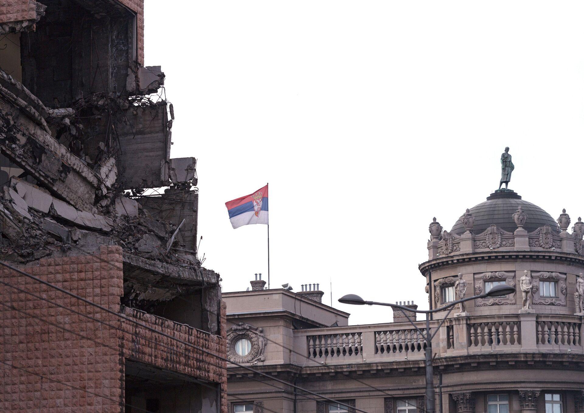 Белград - РИА Новости, 1920, 05.03.2021