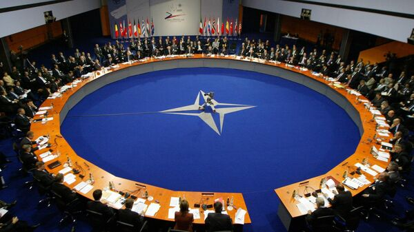 Саммит НАТО в Праге. 21 ноября 2002
